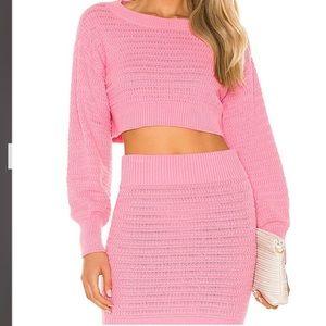 BNWT Majorelle Rhea Sweater Skirt SET